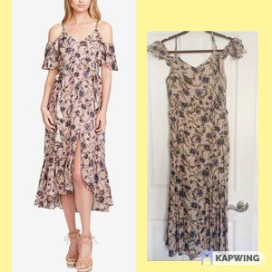 *NWT* Jessica Simpson Floral Ruffle Dress